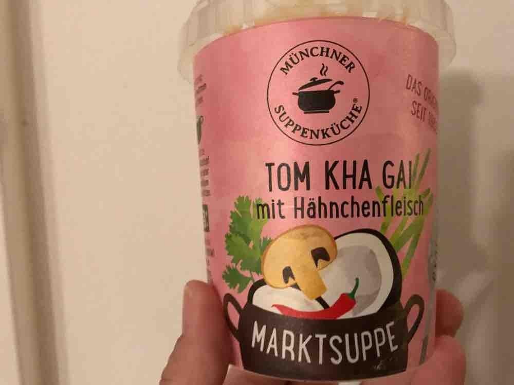 Marktsuppe Tom Kha Gai von smilie | Hochgeladen von: smilie