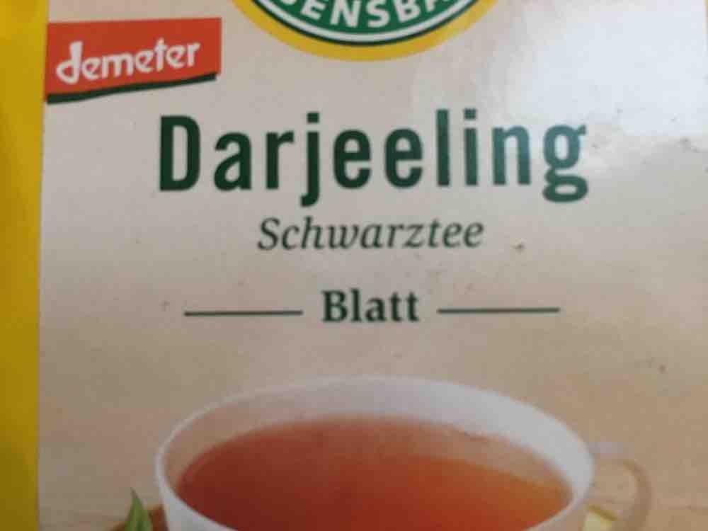 Darjeeling, Schwarztee von FraukeG   Hochgeladen von: FraukeG