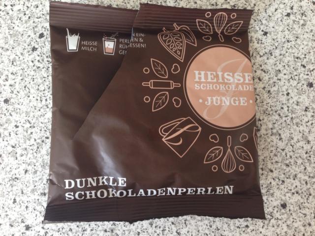 Heisse Schokolade Junge, Zartbitter (Dunkel) | Hochgeladen von: EcceRex