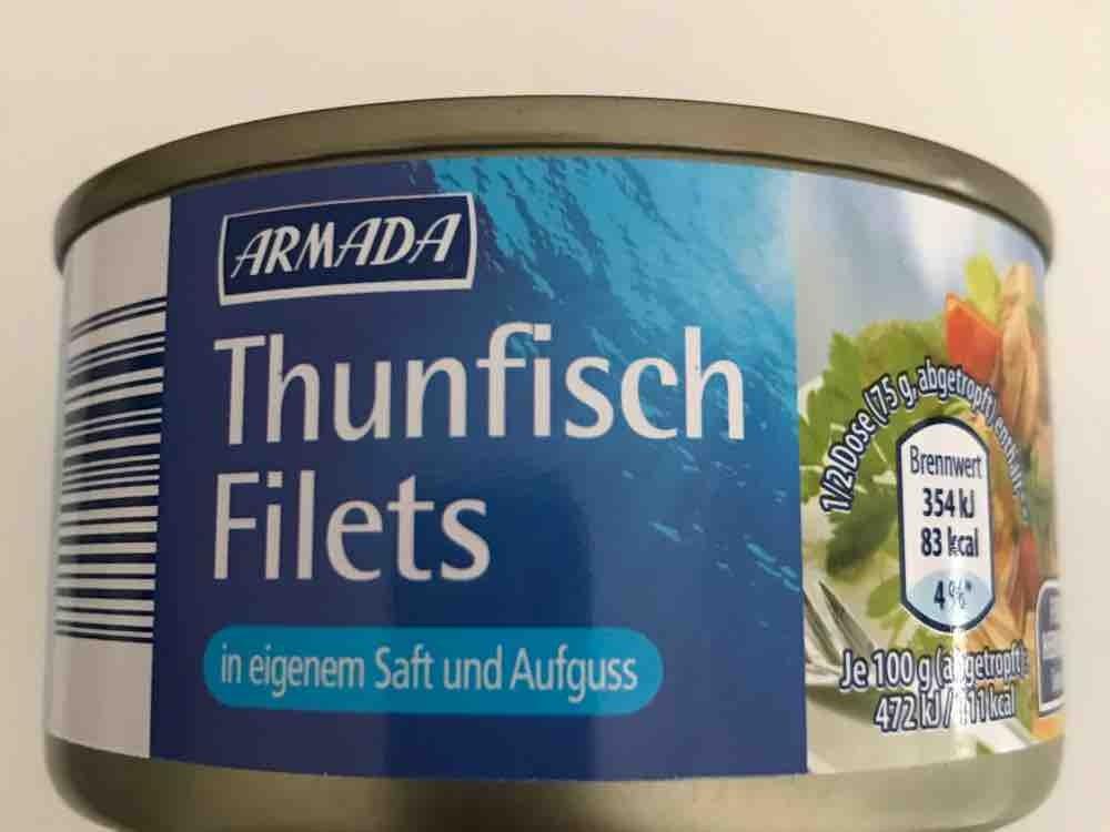 Thunfisch Filets , im eigenen Saft von Brittchen79 | Hochgeladen von: Brittchen79