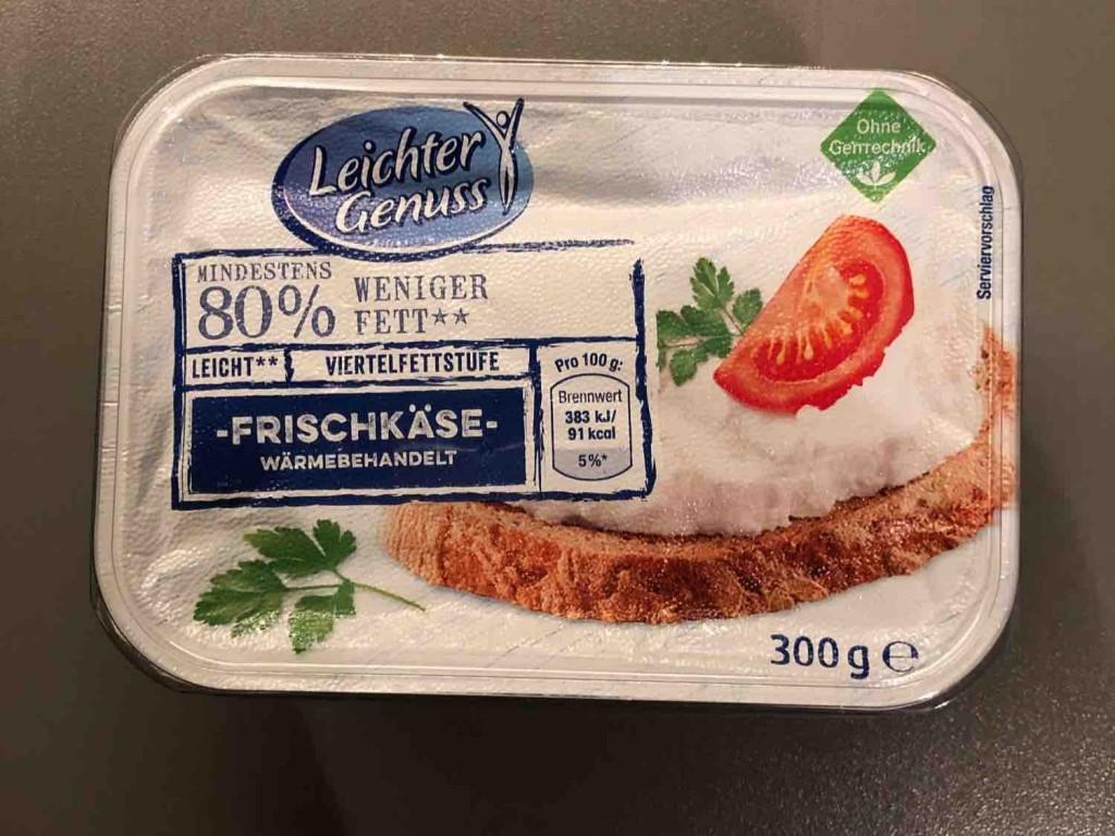 Frischkäse, 80% weniger Fett  von Themetzsch | Hochgeladen von: Themetzsch