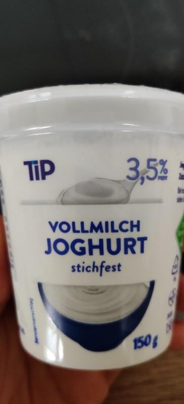 Vollmilch Joghurt 3,5% Fett von Mariesche86 | Hochgeladen von: Mariesche86