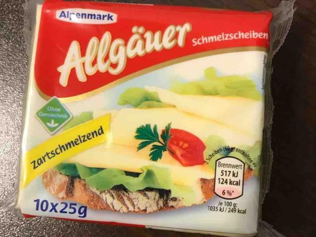 Allgäuer Schmelzkäse, Käse von marenha | Hochgeladen von: marenha