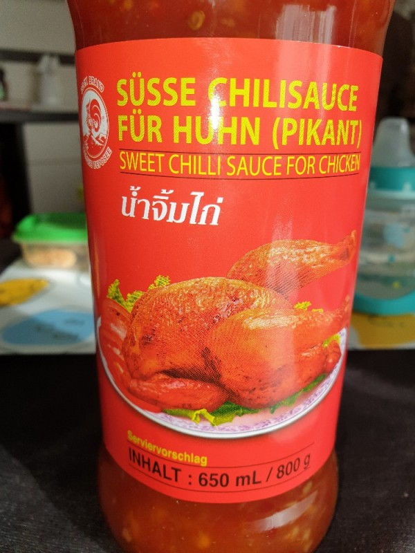 Chilisauce, Sweet Chili von harm | Hochgeladen von: harm