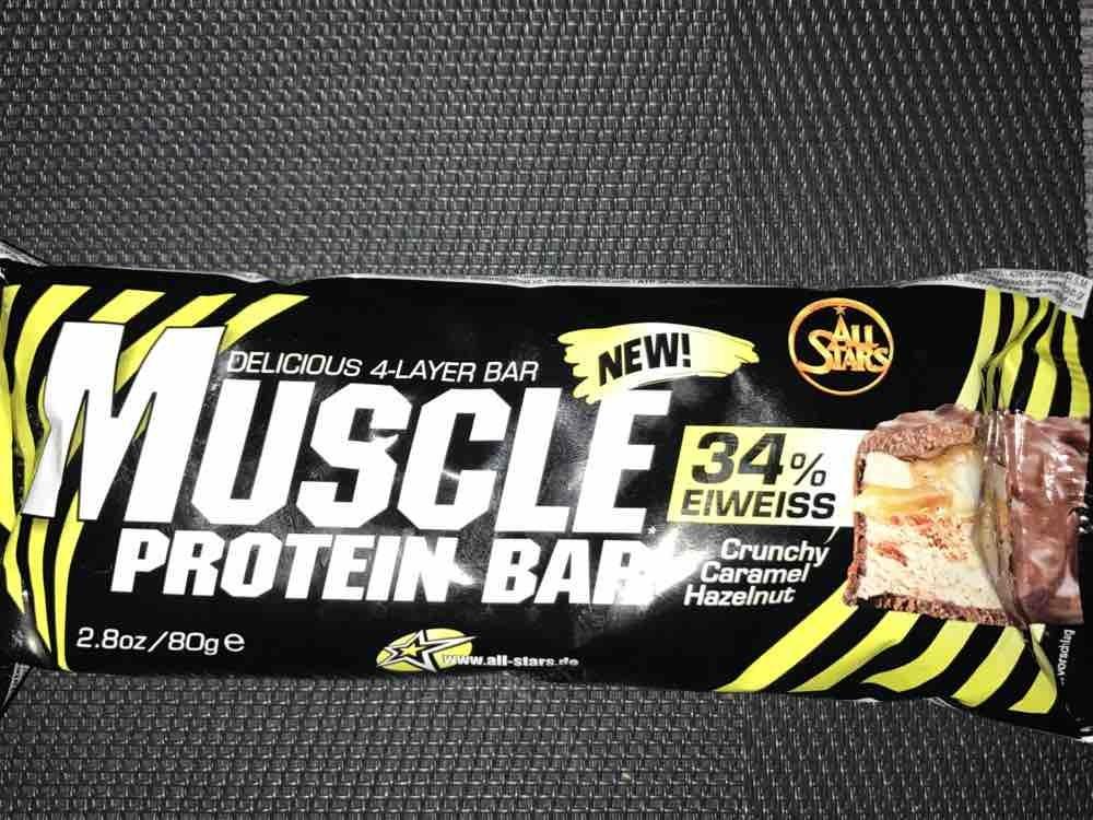 Muscle Protein Bar  von tofi90   Hochgeladen von: tofi90