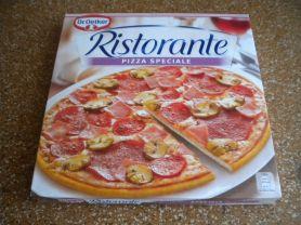 Pizza speciale (Dr. Oetker) | Hochgeladen von: Julia Rullerova