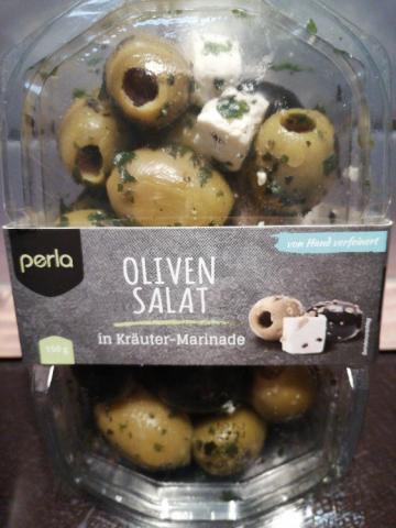 Antipasti Oliven Salat von frolain   Hochgeladen von: frolain
