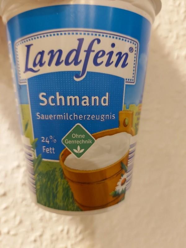 Schmand 24 %, Landfein von sehn87   Hochgeladen von: sehn87