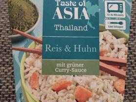 Reis und Huhn | Hochgeladen von: rks