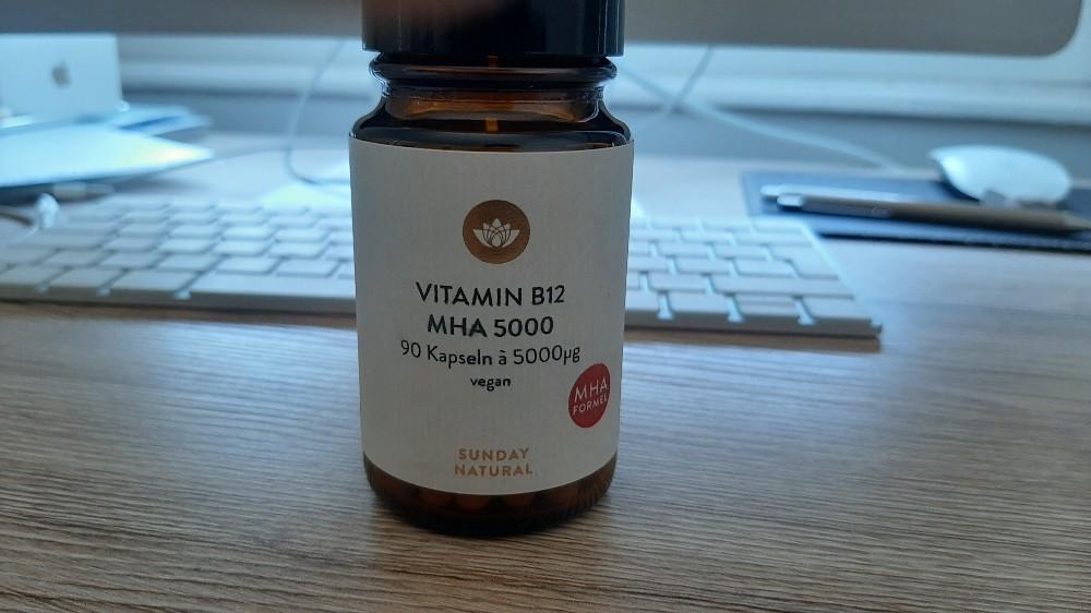 Vitamin B12, MHA 5000 von tuncpolat | Hochgeladen von: tuncpolat
