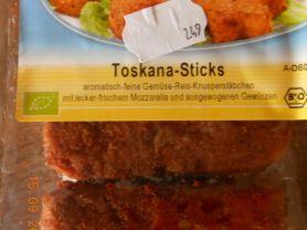 Toskana-Sticks, mit Mozzarella   Hochgeladen von: Highspeedy03