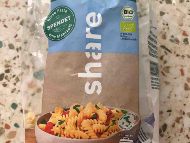 Fusilli Bio-Pasta von MercedesWalli | Hochgeladen von: MercedesWalli
