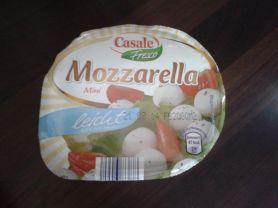 Casale Fresco, Mozzarella Mini leicht, 8,5% Absolut   Hochgeladen von: engel071109472