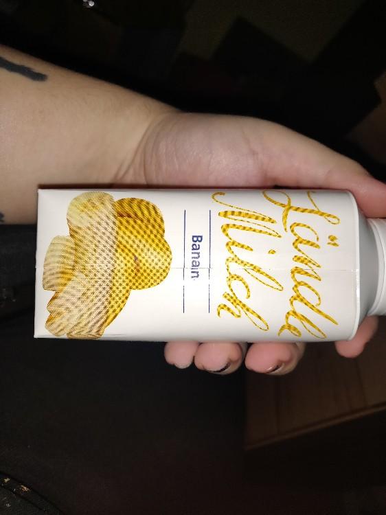Bananenmilch, 2,5% Fett von Sophie.L   Hochgeladen von: Sophie.L