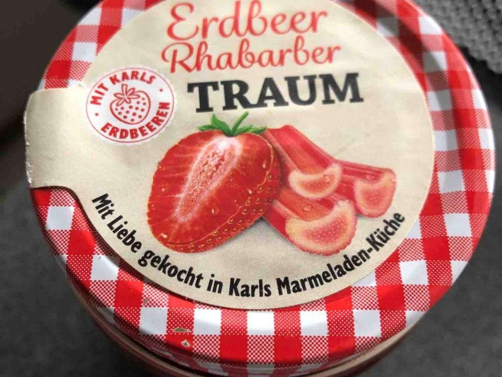 Erdbeer Rhabarber Traum von Zumsl | Hochgeladen von: Zumsl