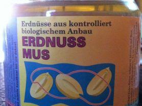 Erdnussmus, aus kontrolliert biologischem Anbau | Hochgeladen von: wuschtsemmel