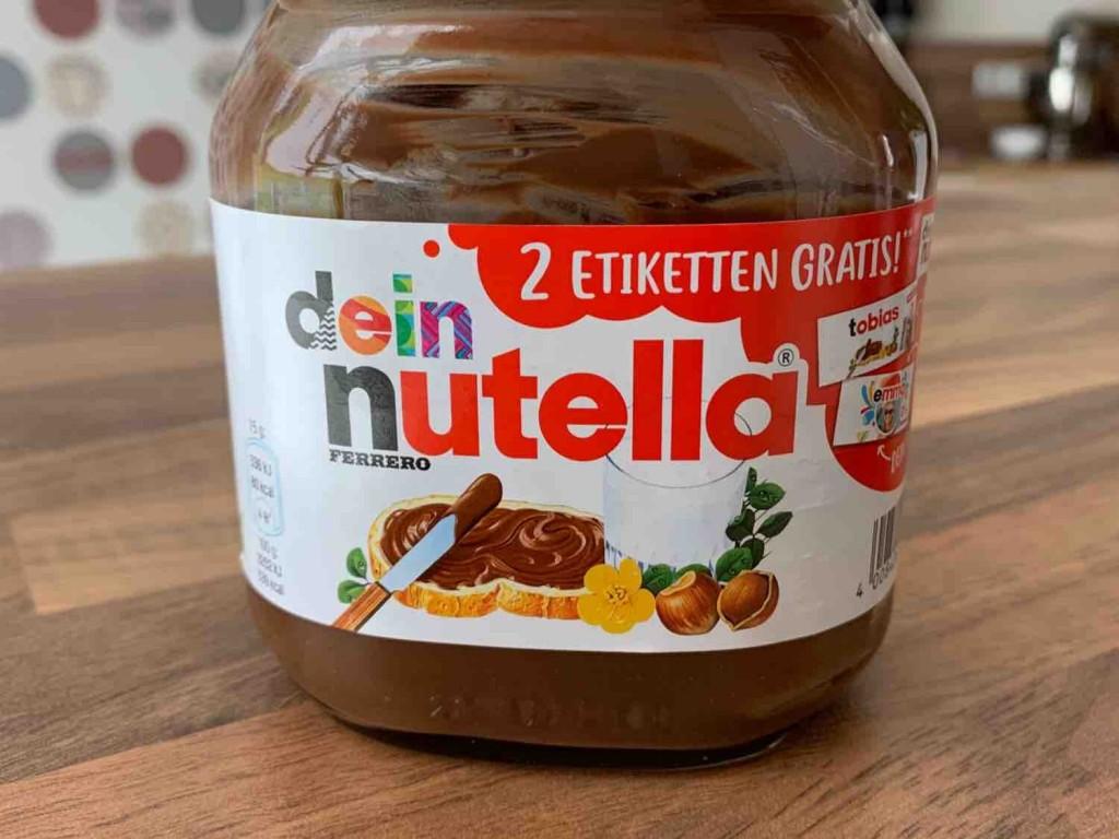 Nutella von legie | Hochgeladen von: legie
