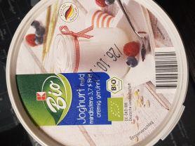 Bio Joghurt mild mind. 3,7% Fett   Hochgeladen von: ashoka