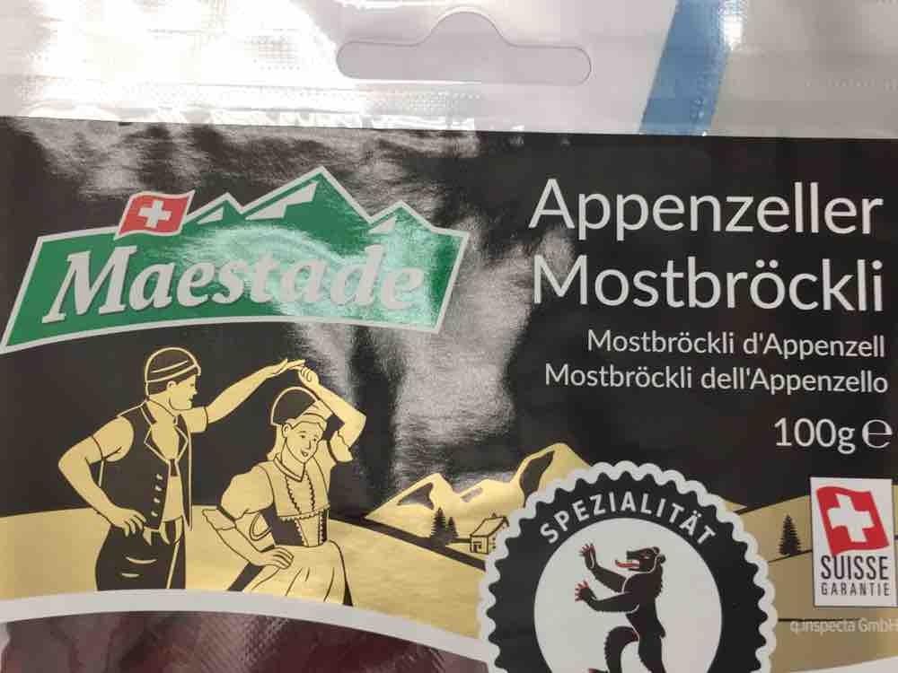 Appenzeller Mostbröckli von meieredi477 | Hochgeladen von: meieredi477