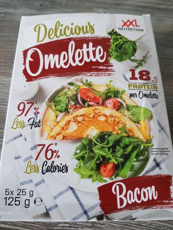 Omelette Delicious Bacon von dicker3004 | Hochgeladen von: dicker3004