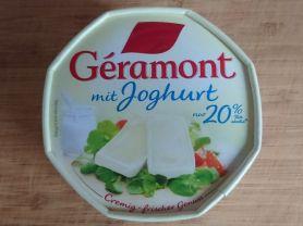 Géramont mit Joghurt, Natur | Hochgeladen von: Martin1966