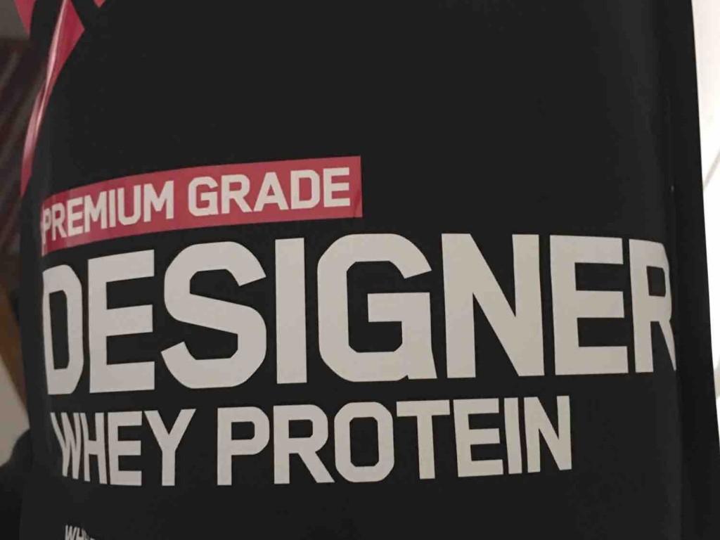 ESN Designer Whey Protein, Double Chocolate von shehlke868 | Hochgeladen von: shehlke868