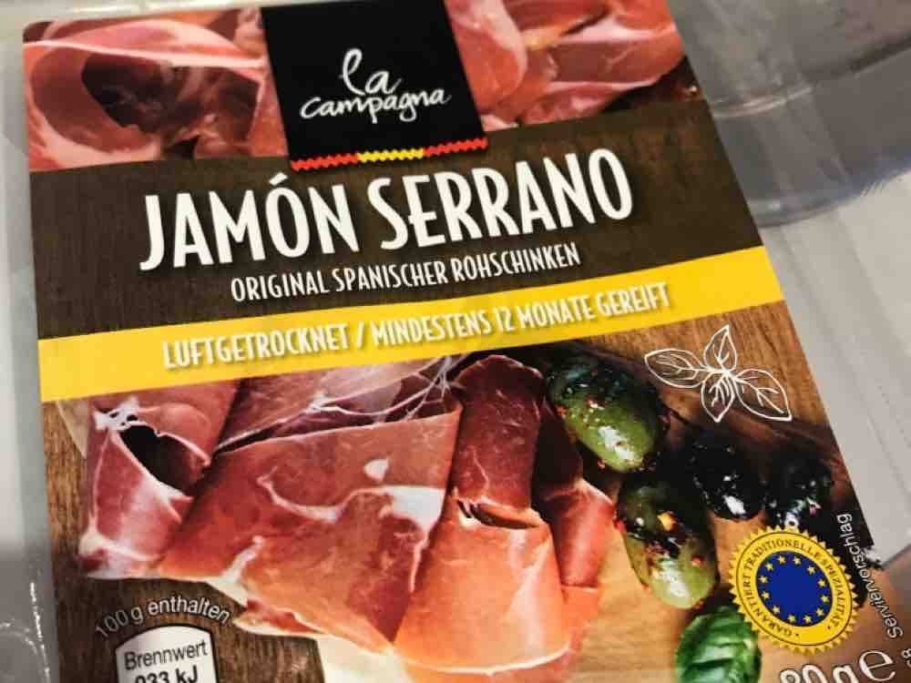 Jamon Serrano von ECM | Hochgeladen von: ECM