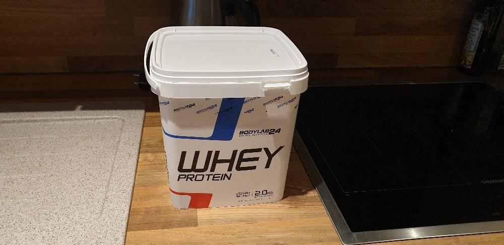 Whey Protein, Blueberry von FrankyStein   Hochgeladen von: FrankyStein