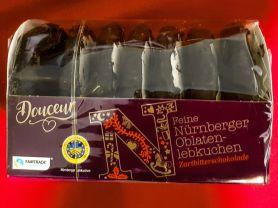 feine Nürnberger Oblaten Lebkuchen  | Hochgeladen von: heikottke