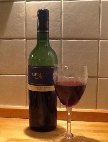 Rotwein, Merlot, Trocken   Hochgeladen von: mattalan