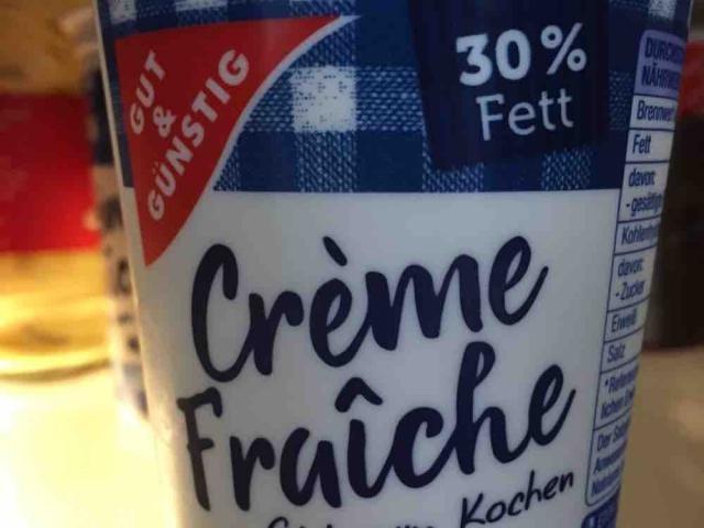 Crème Frache   Hochgeladen von: Djambala