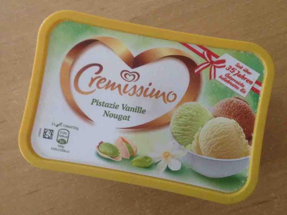 Cremissimo,  Pistazie-Vanille-Nougat von Jufeli | Hochgeladen von: Jufeli