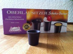 Oberlautsitzer Schokobecher, Zartbitter Schokolade | Hochgeladen von: kleinerfresssack