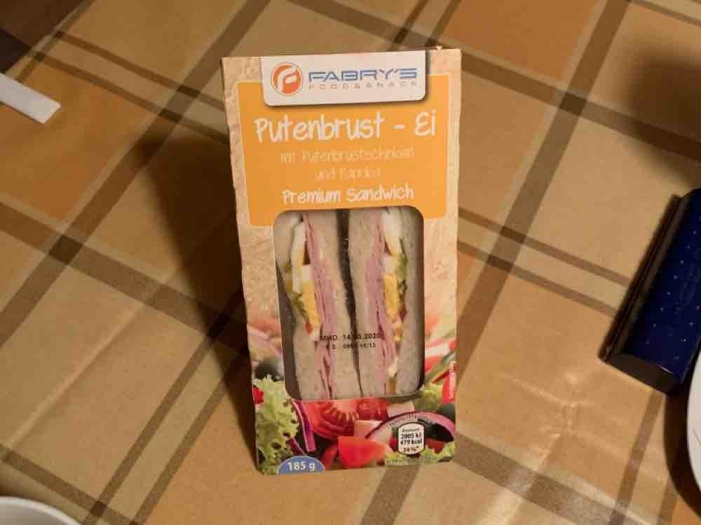 Gusticus Premium Sandwich, Pute & Ei von georg55 | Hochgeladen von: georg55