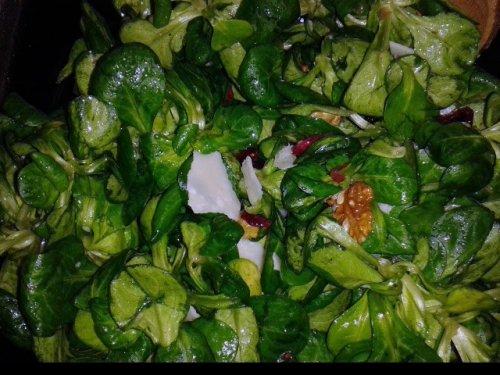 Winterlicher Feldsalat | Hochgeladen von: Volldurchgeknallt
