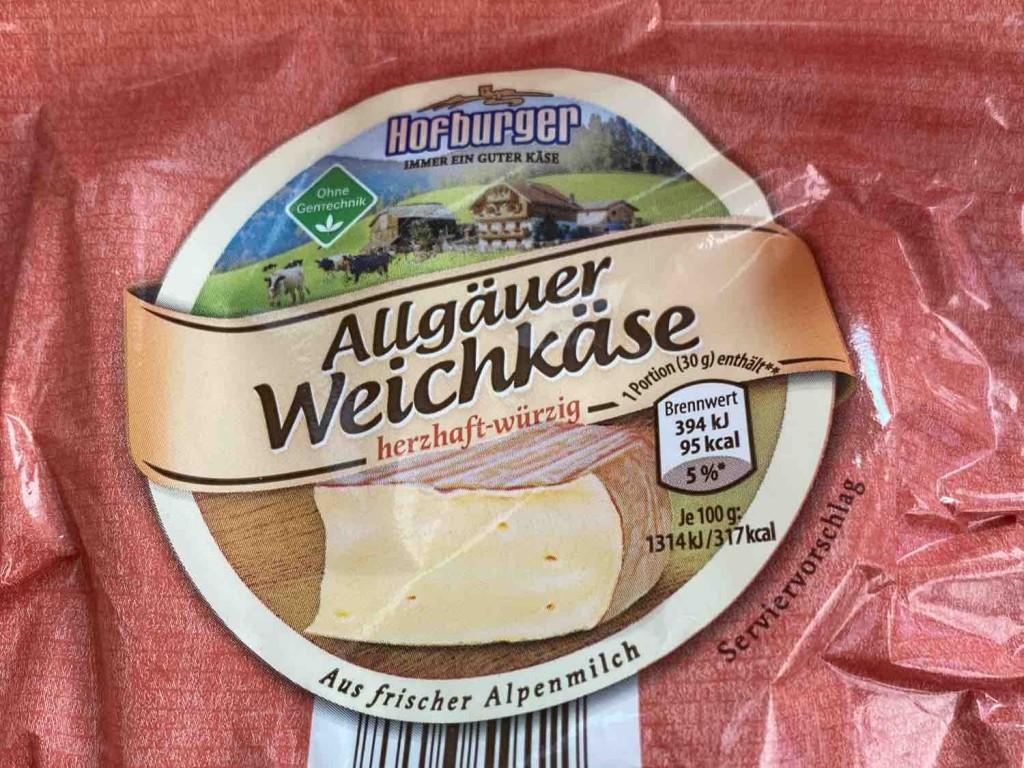 Allgäuer Weichkäse von DrK1958 | Hochgeladen von: DrK1958