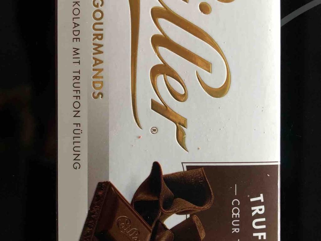 Cailler Truffon, dunkle Schokolade von zero0cool | Hochgeladen von: zero0cool
