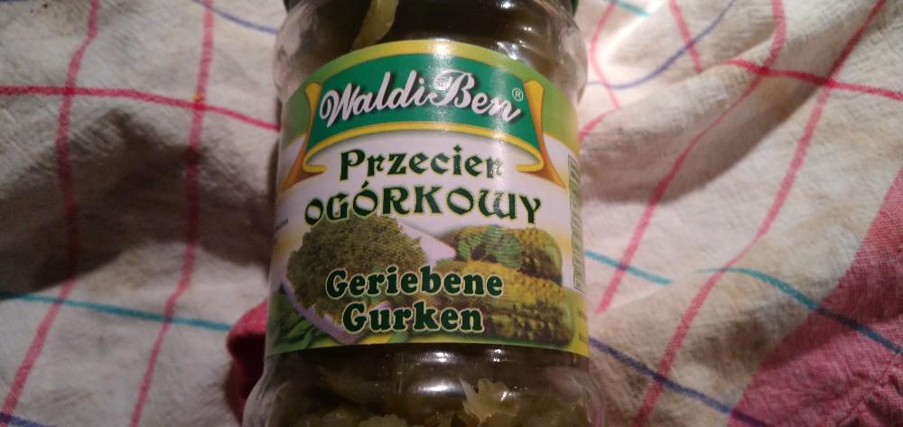 Przecier Ogrkowy, Geriebene Gurken von Skyluxinie | Hochgeladen von: Skyluxinie