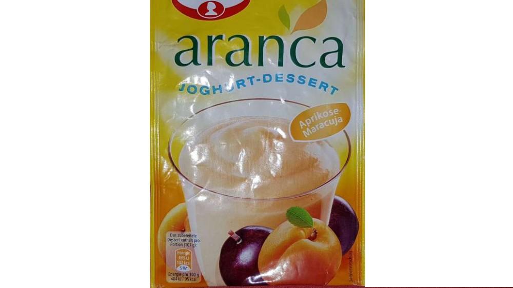 Aranca Joghurt Dessert, Aprikose-Maracuja von A.Mouse | Hochgeladen von: A.Mouse