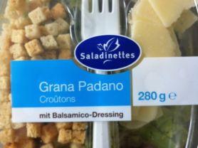 Grana Padano-Croutons-Salat mit Balsamico-Dressing | Hochgeladen von: puella