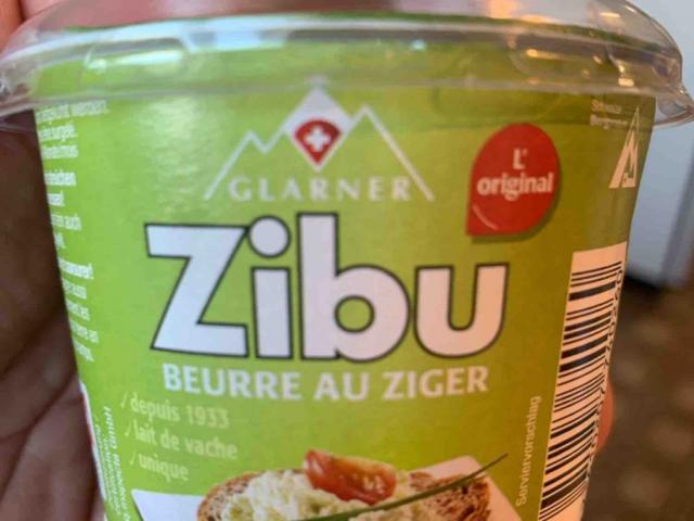 Zibu Zigerbutter von wipix | Hochgeladen von: wipix