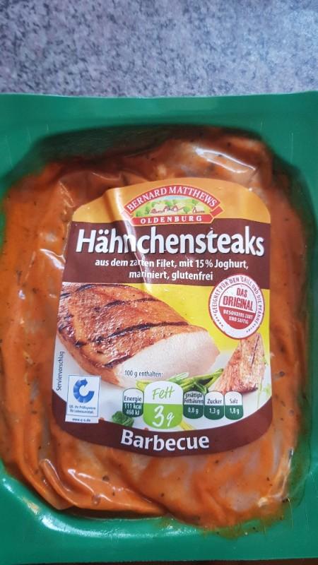 Hähnchensteaks Barbecue, 3% Fett von nithlec | Hochgeladen von: nithlec