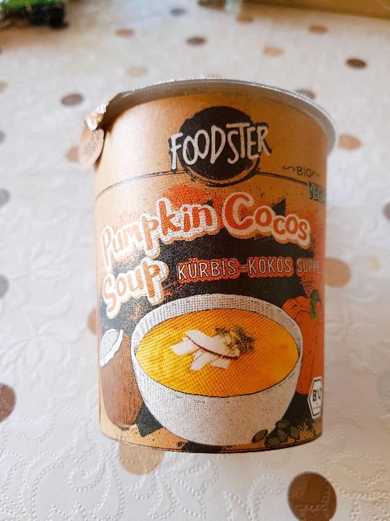 Kürbis-Kokos-Suppe, Bio Vegan von foodstylereport | Hochgeladen von: foodstylereport