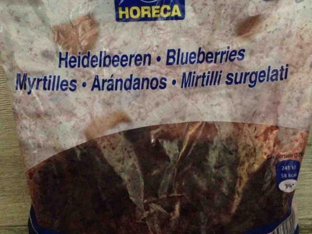 Heidelbeeren von MuscleBert | Hochgeladen von: MuscleBert