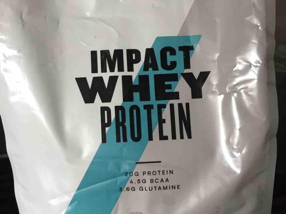 Impact Whey Protein Vanille von 463Alex   Hochgeladen von: 463Alex