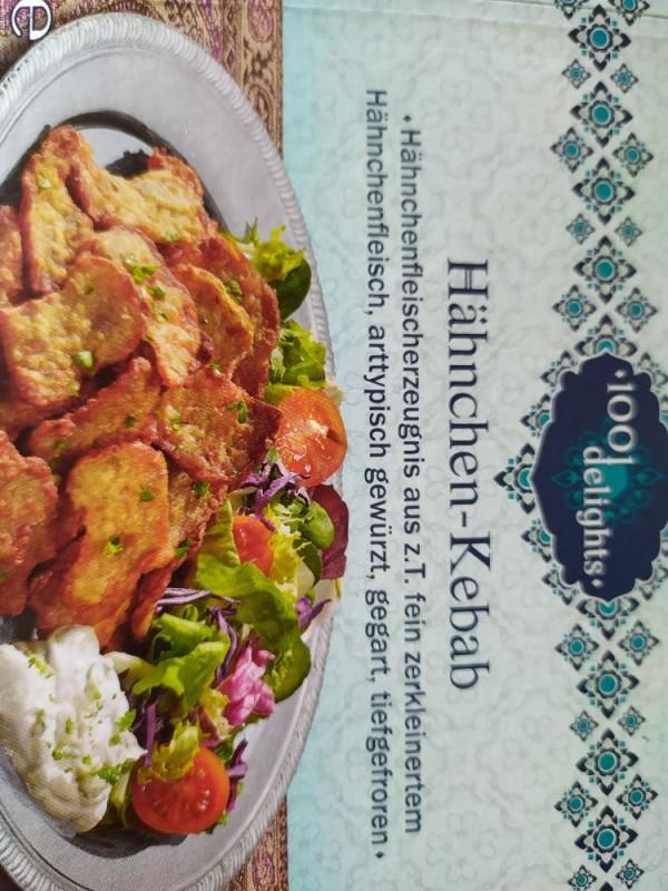 Hähnchen Kebab von Sieg   Hochgeladen von: Sieg