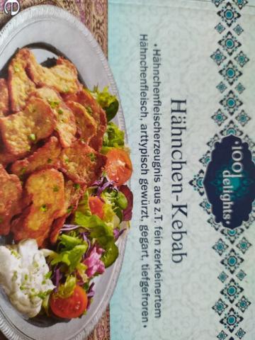 Hähnchen Kebab von Sieg | Hochgeladen von: Sieg