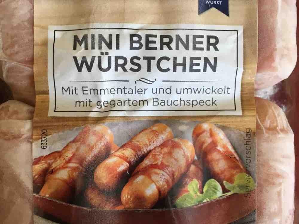 Mini Berner Würstchen
