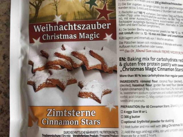 Zimtsterne, Weihnachtszauber von Waasserpuddeldeier   Hochgeladen von: Waasserpuddeldeier