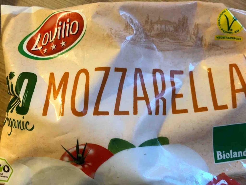 Bio-Mozarella, 45% Fett i. Tr. von Asco34   Hochgeladen von: Asco34